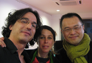 Dacha, Olivia Maurey-Barisson et Koji Yamamura